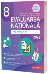 Matematica. Evaluarea Nationala 2022 pentru clasa a VIII-a