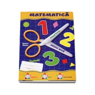 Matematica, grupa mica. Mapa