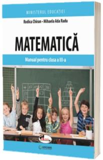 Matematica, manual pentru clasa a III-a