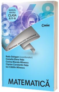 Matematica, manual pentru clasa a V-a