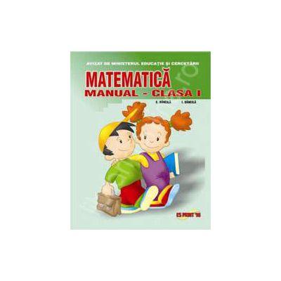 Matematica manual pentru clasa I (Ioan Dancila)