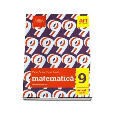 Matematica pentru clasa a IX-a, semestrul al II-lea. Clubul matematicienilor