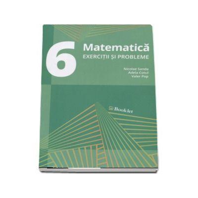 Matematica pentru clasa a VI-a, exercitii si probleme - Nicolae Sanda (In conformitate cu noua programa)