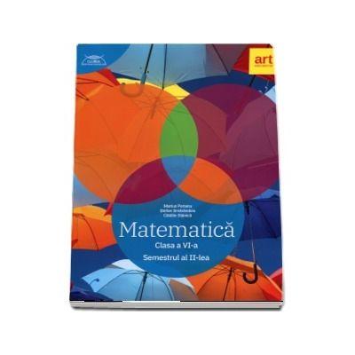 Matematica pentru clasa a VI-a. Semestrul II. Clubul matematicienilor