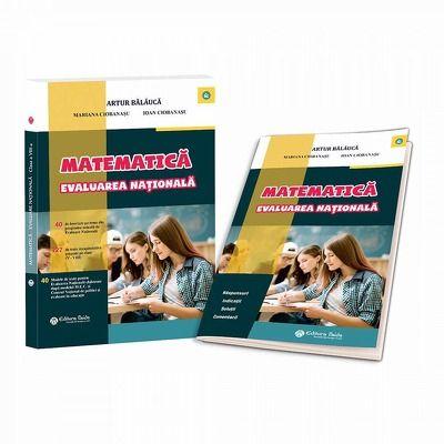 Matematica pentru clasa a VIII-a, evaluarea nationala 2021
