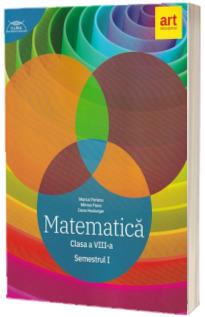 Matematica pentru clasa a VIII-a. Semestrul I, clubul matematicienilor