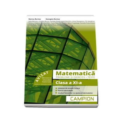 Matematica, probleme si exercitii - Teste, pentru clasa a XI-a - Profilul tehnic - Semestrul II (Marius Burtea si Georgeta Burtea)