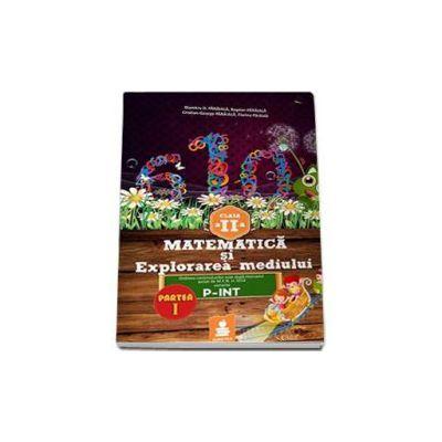 Matematica si explorarea mediului - Auxiliar pentru, clasa a II-a, Semestrul I - Ordinea continuturilor este dupa manualul avizat de M.E.N. in 2014, varianta P-INT
