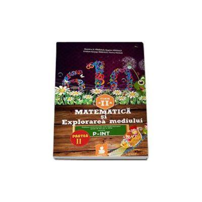 Matematica si explorarea mediului - Auxiliar pentru, clasa a II-a, Semestrul II - Ordinea continuturilor este dupa manualul avizat de M.E.N. in 2014, varianta P-INT