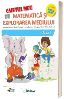 Matematica si explorarea mediului, caietul elevului pentru clasa I. Varianta EDP 2 - Constanta Balan