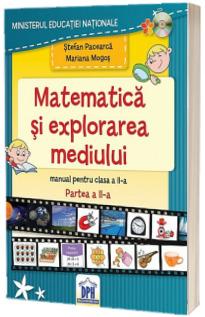 Matematica si explorarea mediului. Manual pentru clasa a II-a. Semestrul al II-lea - Stefan Pacearca (Contine CD cu editia digitala)