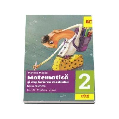 Matematica si explorarea mediului pentru clasa a II-a. Noua culegere - Exercitii, probleme, jocuri (Editie 2018)