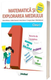 Matematica si explorarea mediului pentru clasa I (Colectia Inveti cu placere)