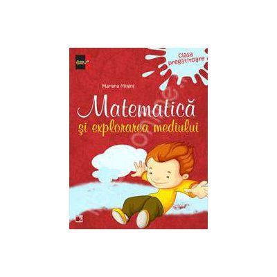 Matematica si explorarea mediului pentru clasa pregatitoare