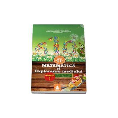 Matematica si explorarea mediului - Set Auxiliar clasa a II-a