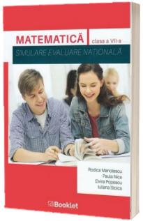 Matematica, simulare nationala, clasa a VII-a