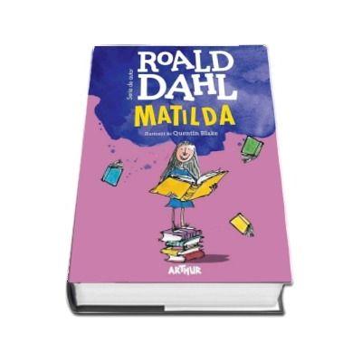Matilda. Serie de autor Roald Dahl