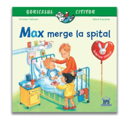 Max merge la spital