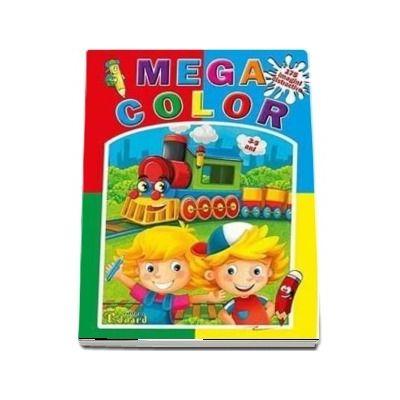 Megacolor. 175 de imagini distractive