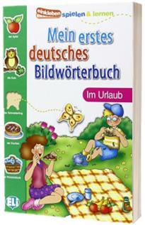 Mein erstes deutsches Bildworterbuch. Im Urlaub