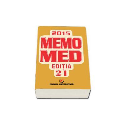 MemoMed 2015, Editia XXI