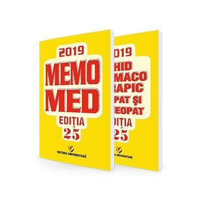 MemoMed 2019, Editia XXV - Volumele I si II