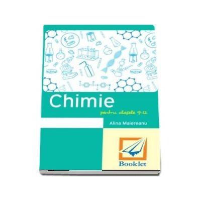 Memorator de chimie pentru clasele IX-XII