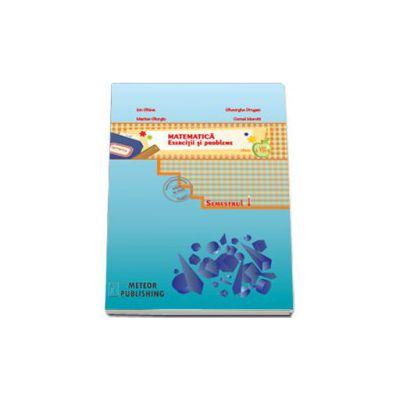 Matematica. Exercitii si probleme. Clasa a VII-a, semestrul I 2013-2014