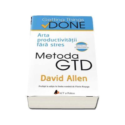 Metoda GTD. Getting Things Done