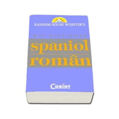 Mic dictionar Spaniol-Roman