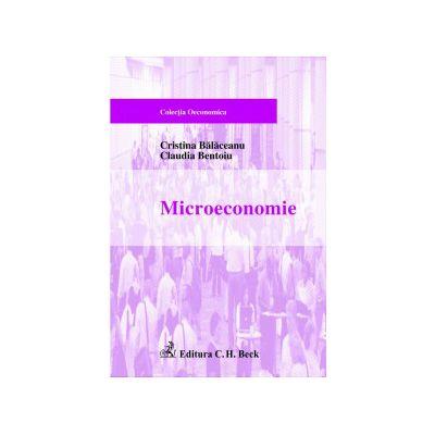 Microeconomie - Balaceanu Cristina