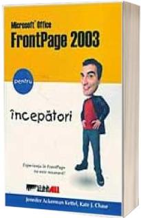 Microsoft FrontPage 2003 pentru incepatori