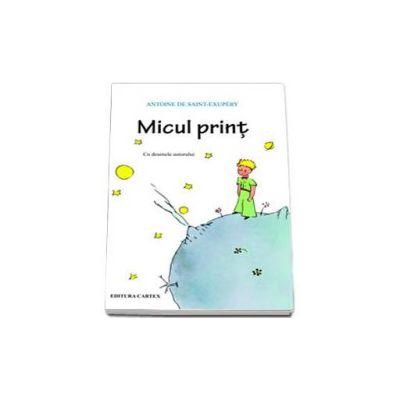 Micul Print - Carte cu desenele autorului