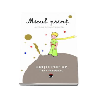 Micul print - Editie pop-up