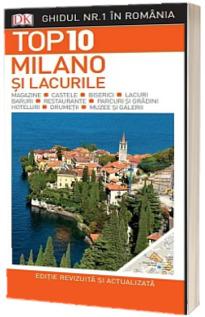 Milano si lacurile, ghid turistic. Top 10