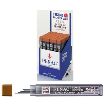 Mine pentru creion mecanic 0,5mm, 12/set, Penac - B