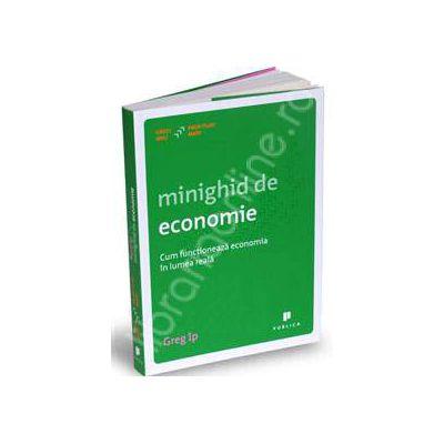 Minighid de economie. Cum functioneaza economia in lumea reala