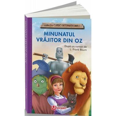 Minunatul vrajitor din Oz