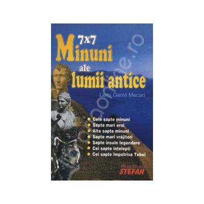 Minuni ale lumii antice (7x7)