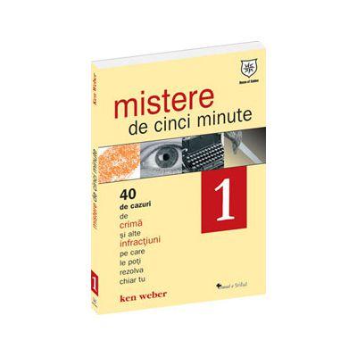 Mistere de cinci minute - Volumul I