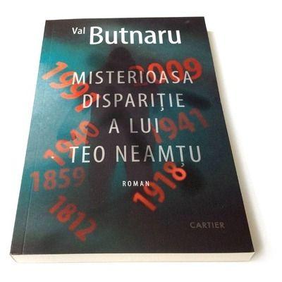 Misterioasa disparitie a lui Teo Neamtu