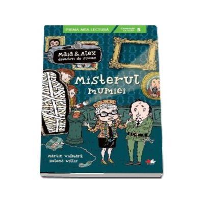 Misterul mumiei. Maia si Alex, detectivi de succes - Campion la citit (nivelul 5)