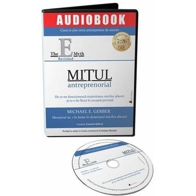 Mitul antreprenorial. Audiobook