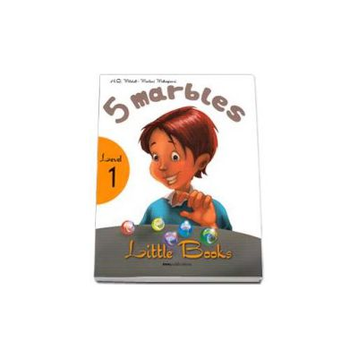 5 Marbles. Little Books level 1 Student s Book with CD