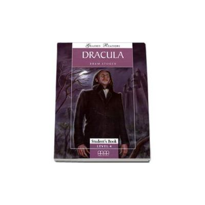 Dracula. Graded Readers, level 4 (Intermediate), readers pack with CD