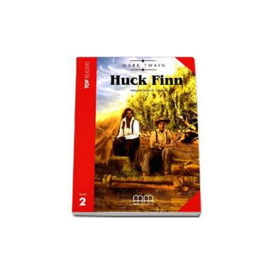 Huck Finn. Story adapted by H.Q. Mitchell. Readers pack with CD level 2
