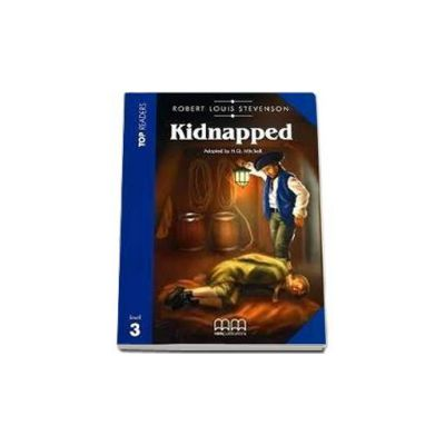 Kidnapped. Adapted by H.Q. Mitchell (Top Readers level 3) with CD