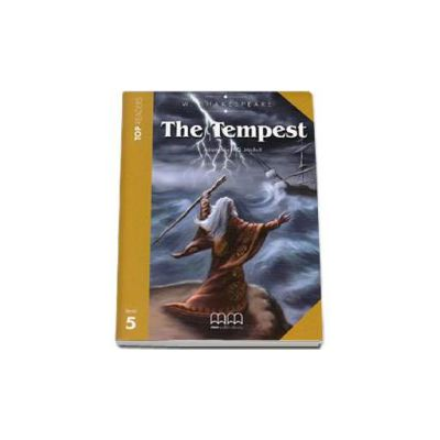 The Tempest. Story adapted by H.Q Mitchell. Readers pack with CD level 5