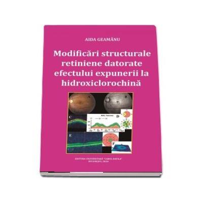 Modificari structurale retiniene datorate efectului expunerii la hidroxiclorochina