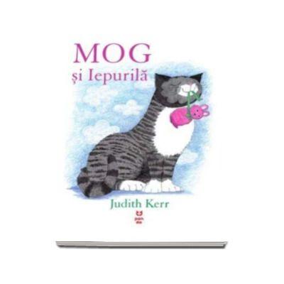 MOG si Iepurila - Ilustratii de Judith Kerr